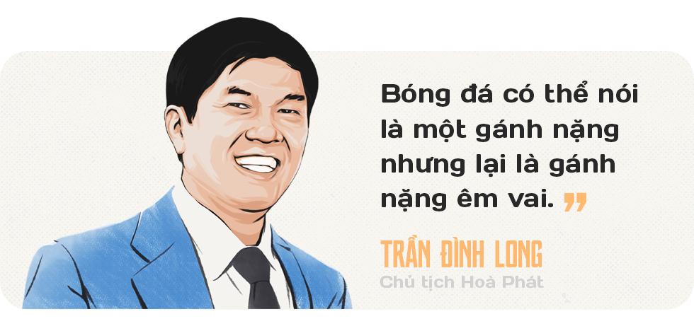 """Chủ tịch Hòa Phát Trần Đình Long: """"Mình thích thì mình làm thôi"""" - Ảnh 10."""