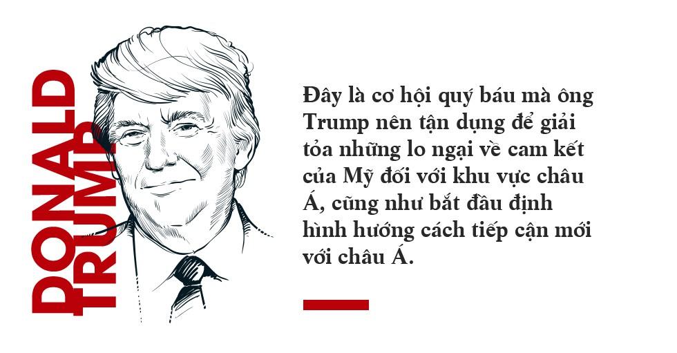 Tổng thống Donald Trump, Nước Mỹ trước tiên và APEC 2017 - Ảnh 11.