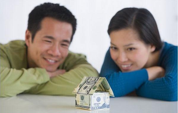 Tiền là điều kiện cần cho bạn có một ngôi nhà mới.