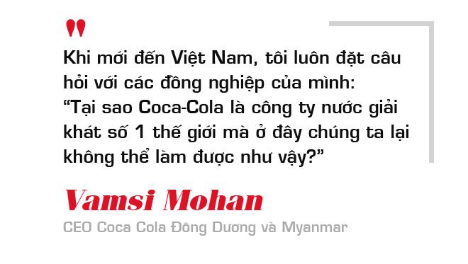Người đặc biệt của Coca Cola Việt Nam - Ảnh 3.
