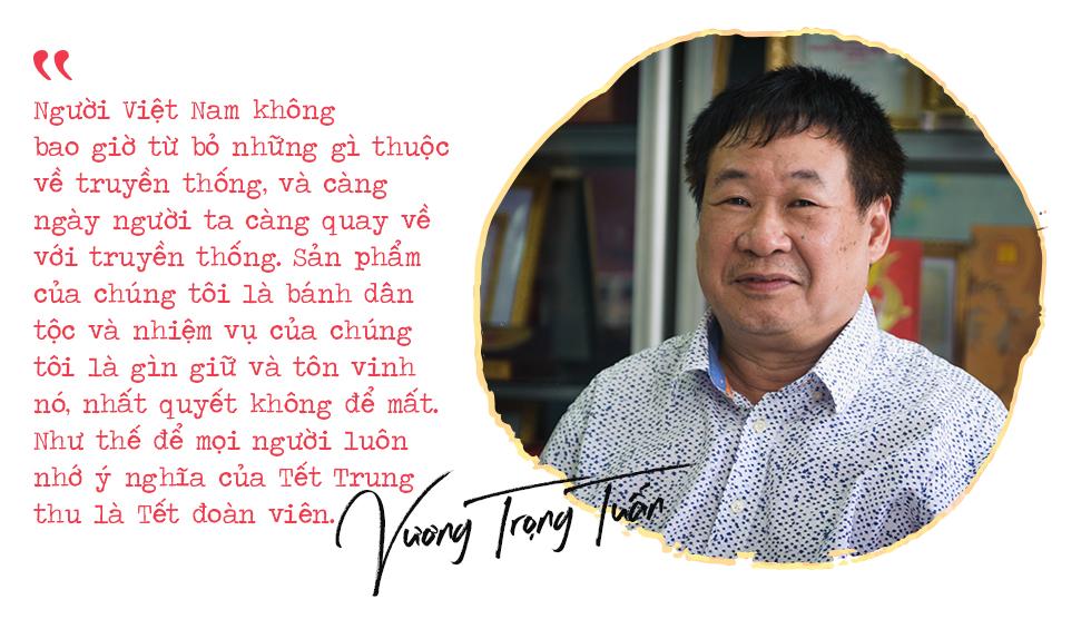 Bánh mứt kẹo Hà Nội và sứ mệnh gìn giữ hương vị bánh trung thu truyền thống - Ảnh 3.