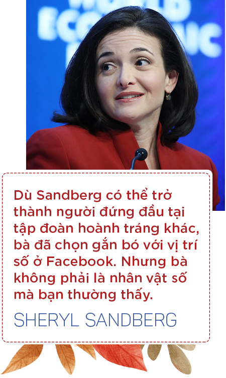 Sheryl Sandberg - Người phụ nữ quyền lực nhất ở Facebook và những chuyện chưa kể về vị COO đặc biệt nhất thế giới - Ảnh 3.