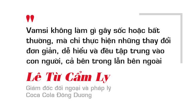 Người đặc biệt của Coca Cola Việt Nam - Ảnh 6.