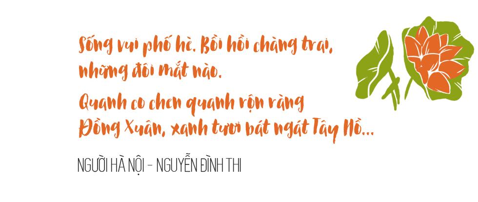 Chẳng phải tự nhiên người ta yêu Hà Nội đến thế, đẹp lạ lùng từ cảnh sắc đến con người như này đây - Ảnh 20.