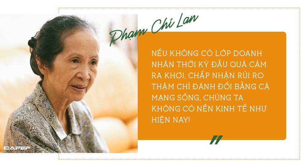 Doanh nghiệp tư nhân Việt Nam: Từ số 0 đến những tỷ phú đô la qua ký ức của chuyên gia Phạm Chi Lan - Ảnh 6.