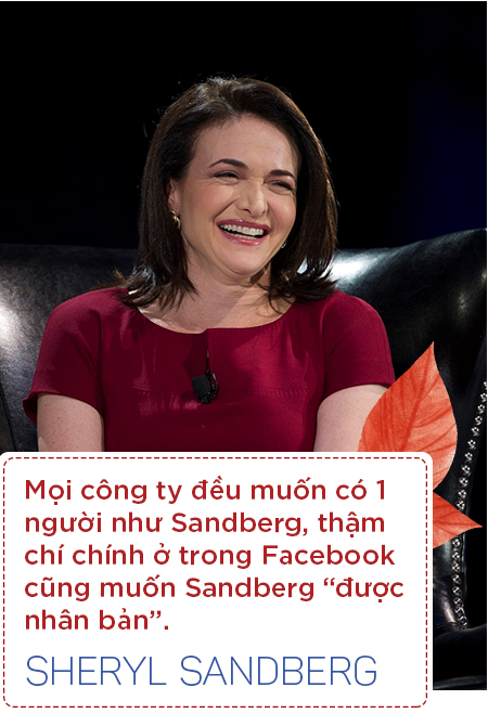 Sheryl Sandberg - Người phụ nữ quyền lực nhất ở Facebook và những chuyện chưa kể về vị COO đặc biệt nhất thế giới - Ảnh 7.