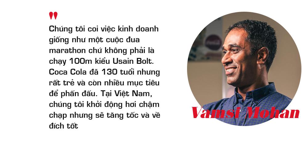 Người đặc biệt của Coca Cola Việt Nam - Ảnh 14.