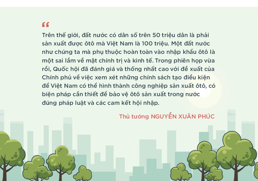Hai giấc mơ của ngành công nghiệp ôtô Việt Nam - Ảnh 17.