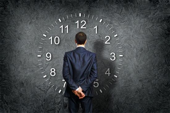 Hãy quản lý thời gian, đừng để thời gian quản lý bạn.