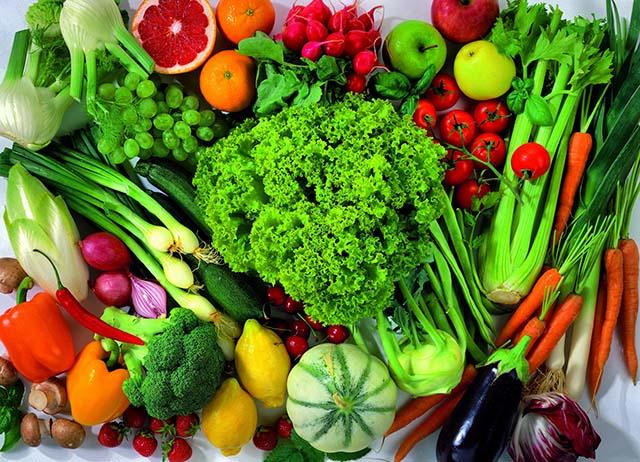 Rau xanh hữu cơ là lựa chọn tốt hơn cho sức khỏe.