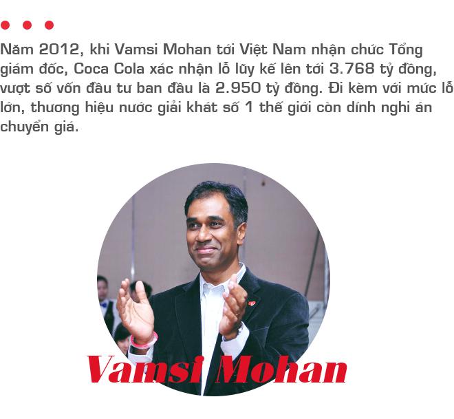 Người đặc biệt của Coca Cola Việt Nam - Ảnh 1.