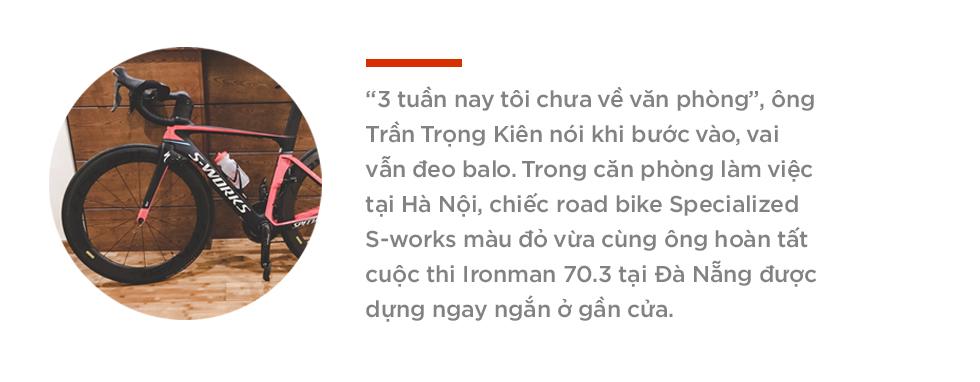 """Chủ tịch Tập đoàn Thiên Minh Trần Trọng Kiên: """"Trừ những gì liên quan đến an toàn còn mọi thứ đều có thể thay đổi"""" - Ảnh 1."""