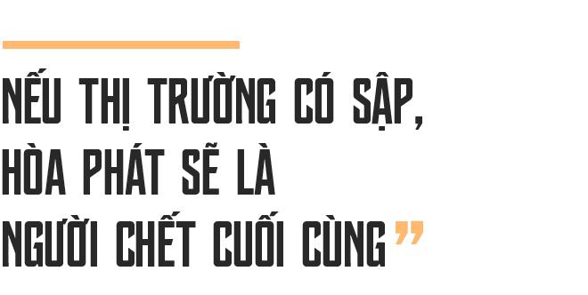 """Chủ tịch Hòa Phát Trần Đình Long: """"Mình thích thì mình làm thôi"""" - Ảnh 2."""