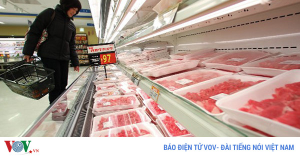 Hàng năm Việt Nam vẫn nhập khẩu 30.000 - 40.000 tấn thịt lợn các loại dù thị trường thịt lợn trong nước ế ẩm