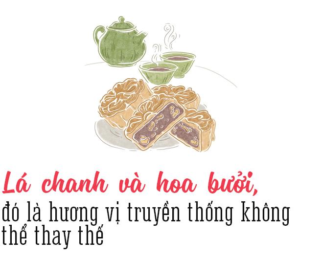 Bánh mứt kẹo Hà Nội và sứ mệnh gìn giữ hương vị bánh trung thu truyền thống - Ảnh 2.