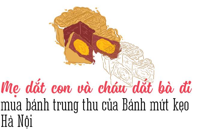 Bánh mứt kẹo Hà Nội và sứ mệnh gìn giữ hương vị bánh trung thu truyền thống - Ảnh 6.
