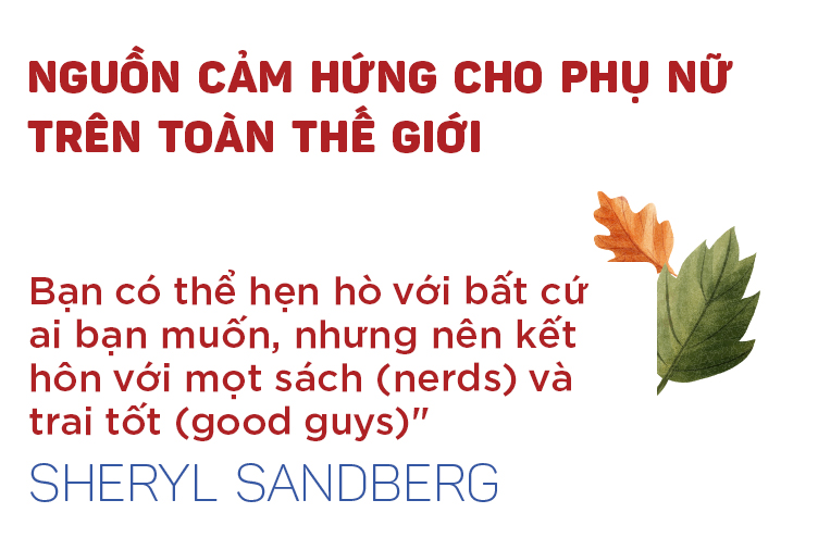 Sheryl Sandberg - Người phụ nữ quyền lực nhất ở Facebook và những chuyện chưa kể về vị COO đặc biệt nhất thế giới - Ảnh 8.