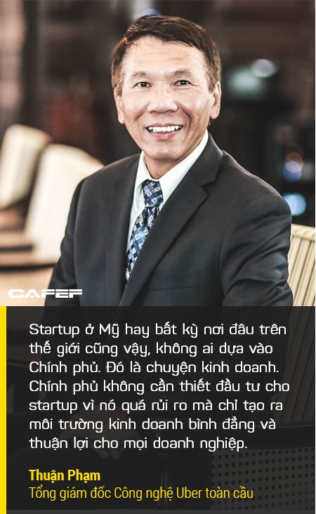 """Thuận Phạm TGĐ Công nghệ Uber toàn cầu: """"Đừng suy nghĩ quá nhiều về con đường nhưng hãy nhớ làm việc 16 giờ mỗi ngày"""" - Ảnh 9."""