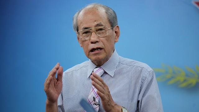 Ông Lưu Bích Hồ, nguyên Viện trưởng Viện chiến lược phát triển, Bộ Kế hoạch và Đầu tư