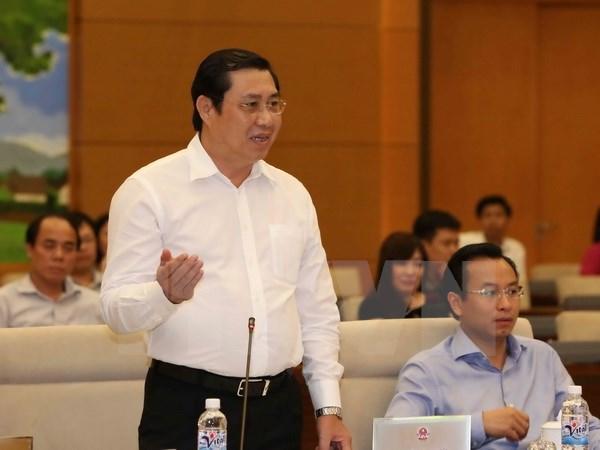Ông Huỳnh Đức Thơ, Phó Bí thư Thành ủy, Bí thư Ban cán sự đảng, Chủ tịch UBND thành phố Đà Nẵng