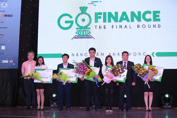Go Finance 2017 đã chính thức khép lại