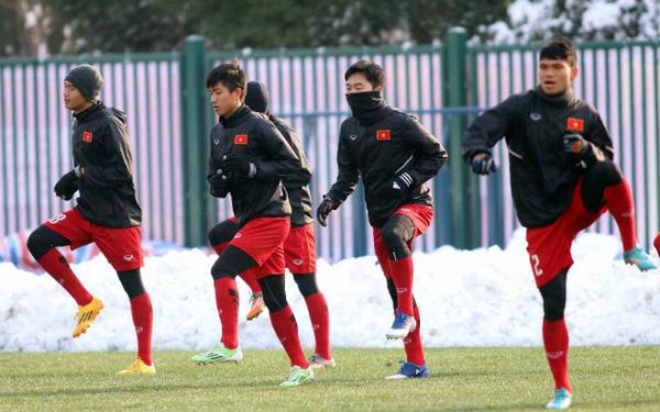 Bất ngờ 2 tin vui U23 Việt Nam trước trận chung kết, thầy trò ông Park Hang-seo sẵn sàng quyết đấu - Ảnh 1.