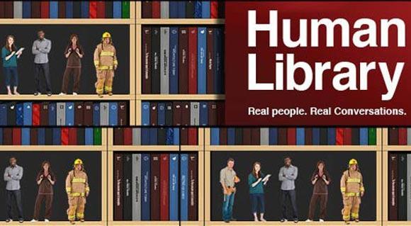 Câu chuyện về thư viện khiến nhiều người thực sự ngỡ ngàng: Ở đây bạn không mượn sách, bạn mượn người! - Ảnh 1.