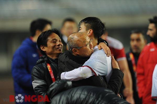 Park Hang-seo – Người có công lớn với bóng đá Việt Nam: là người thầy tài ba, người đồng hành tâm lý của U23 Việt Nam trên hành trình vào chung kết AFC Cup - Ảnh 5.