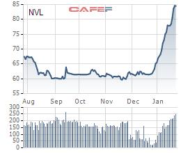 Một cá nhân vừa nhận chuyển nhượng số cổ phần Novaland trị giá khoảng 480 tỷ đồng - Ảnh 2.