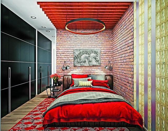 Ý tưởng sáng tạo với trần gỗ - Ảnh 9.