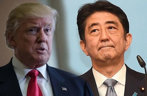 Nhật Bản phủ nhận quay lại đàm phán với Mỹ về TPP - Ảnh 1.