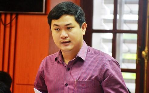 Tiến hành các bước xóa tên đảng viên đối với ông Lê Phước Hoài Bảo - Ảnh 1.