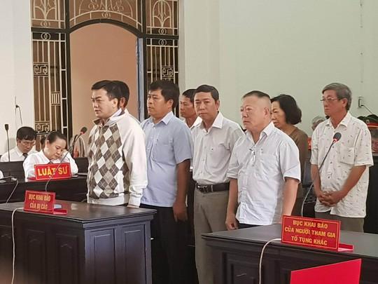 Vụ án Agribank Trà Vinh: Định giá tài sản công ty mất hơn 17 tỉ đồng - Ảnh 1.