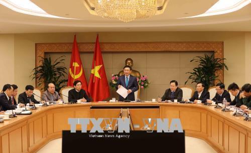 Phó Thủ tướng Vương Đình Huệ: Bức tranh sức khỏe doanh nghiệp đã khá hơn rất nhiều - Ảnh 1.
