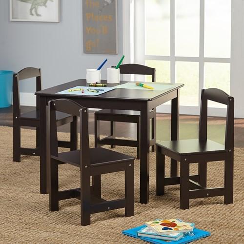 Những mẫu bàn ghế được ưa chuộng cho phòng của bé - Ảnh 1.