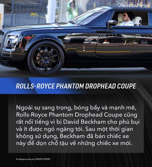 David Beckham sở hữu những mẫu xe đặc biệt nào? - Ảnh 1.