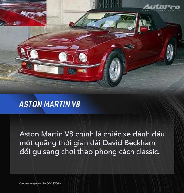 David Beckham sở hữu những mẫu xe đặc biệt nào? - Ảnh 2.