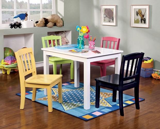Những mẫu bàn ghế được ưa chuộng cho phòng của bé - Ảnh 8.