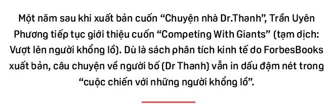 Con gái Dr Thanh: Tôi chưa bao giờ hỏi tại sao mình không được cái này hay cái khác - Ảnh 1.