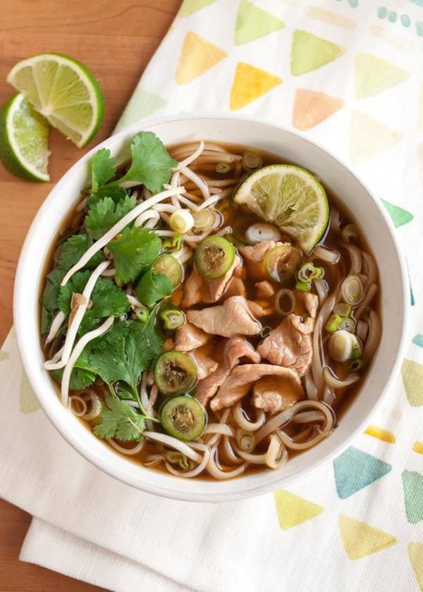 5 món ngon nóng hổi nấu siêu nhanh cho bữa tối ngày lạnh thêm hương vị - Ảnh 4.