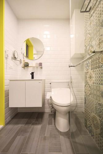 Căn hộ 63 m2 có một phòng ngủ ấm cúng - Ảnh 10.
