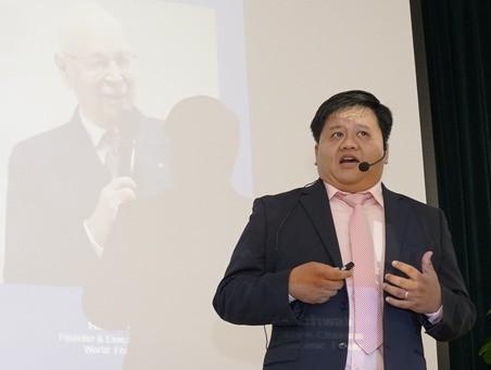 Founder OMOM Võ Xuân Trường: Việt Nam cực kỳ tiềm năng cho cách mạng thứ 4 của Blockchain - Ảnh 1.