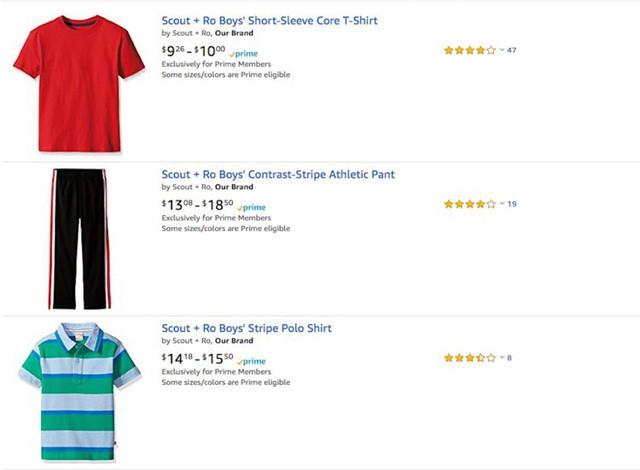 Bí mật về Amazon có thể bạn chưa biết: Có nhãn hàng riêng từ đồ lót phụ nữ, quần áo, thực phẩm tươi cho tới... đồ ăn cho chó - Ảnh 18.