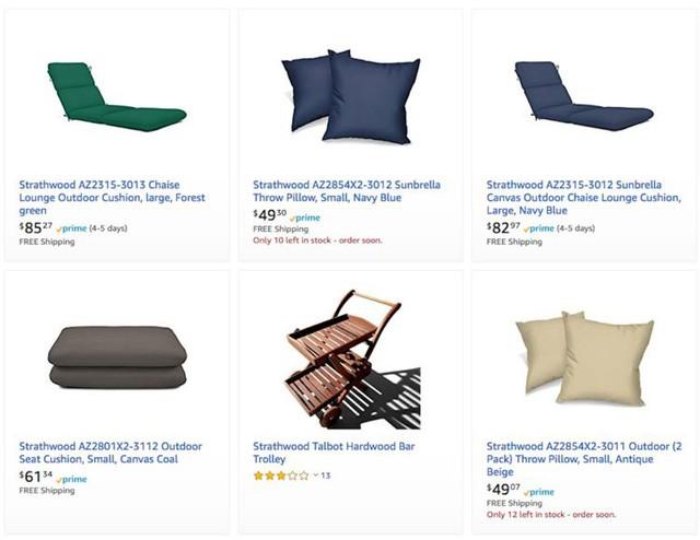Bí mật về Amazon có thể bạn chưa biết: Có nhãn hàng riêng từ đồ lót phụ nữ, quần áo, thực phẩm tươi cho tới... đồ ăn cho chó - Ảnh 22.