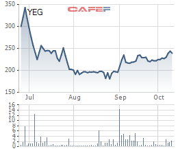 Tập đoàn Yeah1 trình phương án phát hành cổ phiếu thưởng tỷ lệ 200% - Ảnh 1.