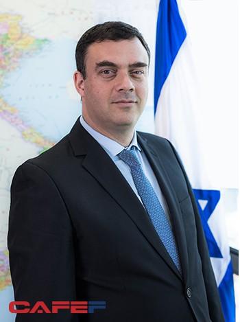 Đại sứ Israel: Tôi nhìn thấy Việt Nam có nhiều điểm tương đồng với Israel! - Ảnh 6.