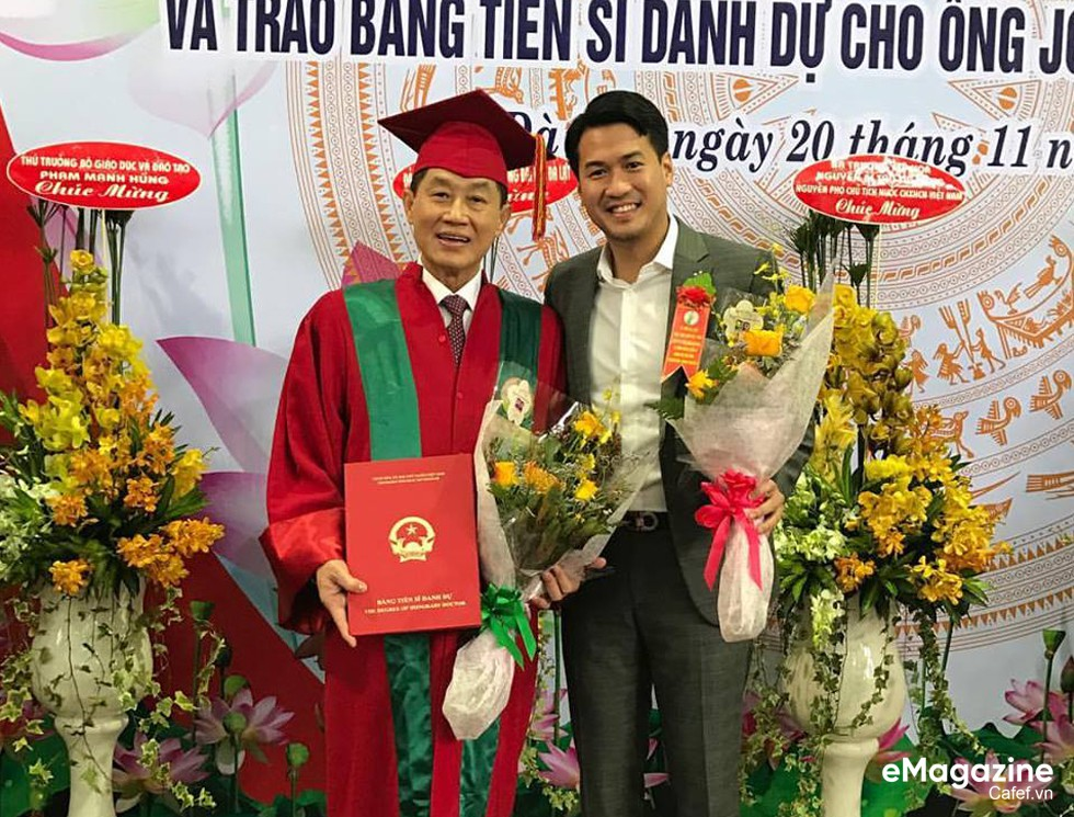 """Phillip Nguyễn: """"Việt Nam là đất nước tôi yêu và muốn sống nốt quãng đời còn lại ở đây!"""" - Ảnh 9."""