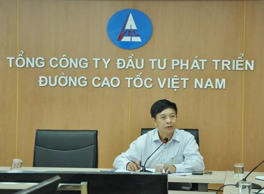 Xử lý trách nhiệm Tổng giám đốc VEC, BQL dự án cao tốc Đà Nẵng - Quảng Ngãi - Ảnh 2.