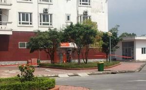 [NÓNG] Tháo gỡ 2kg các thỏi nghi thuốc nổ đặt tại cây ATM ở Quảng Ninh - Ảnh 1.