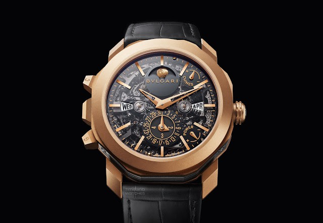 Nắm giữ nhiều kỷ lục thế giới, hãng đồng hồ cao cấp Bulgari lại tiếp tục tung ra cỗ máy thời gian phức tạp nhất từ trước tới giờ - Ảnh 2.